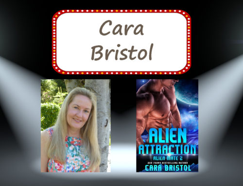 Alien Attraction (Alien Mate 2) by Cara Bristol