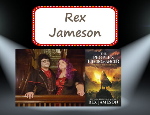 The People's Necromancer by Rex Jameson