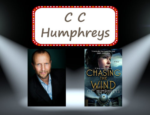 Chasing the Wind by C C Humphreys