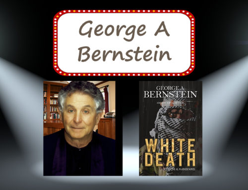 White Death, A Detective Al Warner Novel by George A Bernstein