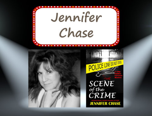 Scene of the Crime by Jennifer Chase