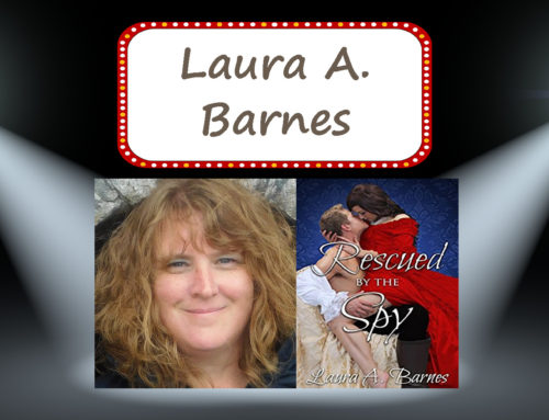 Rescued By the Spy by Laura A. Barnes