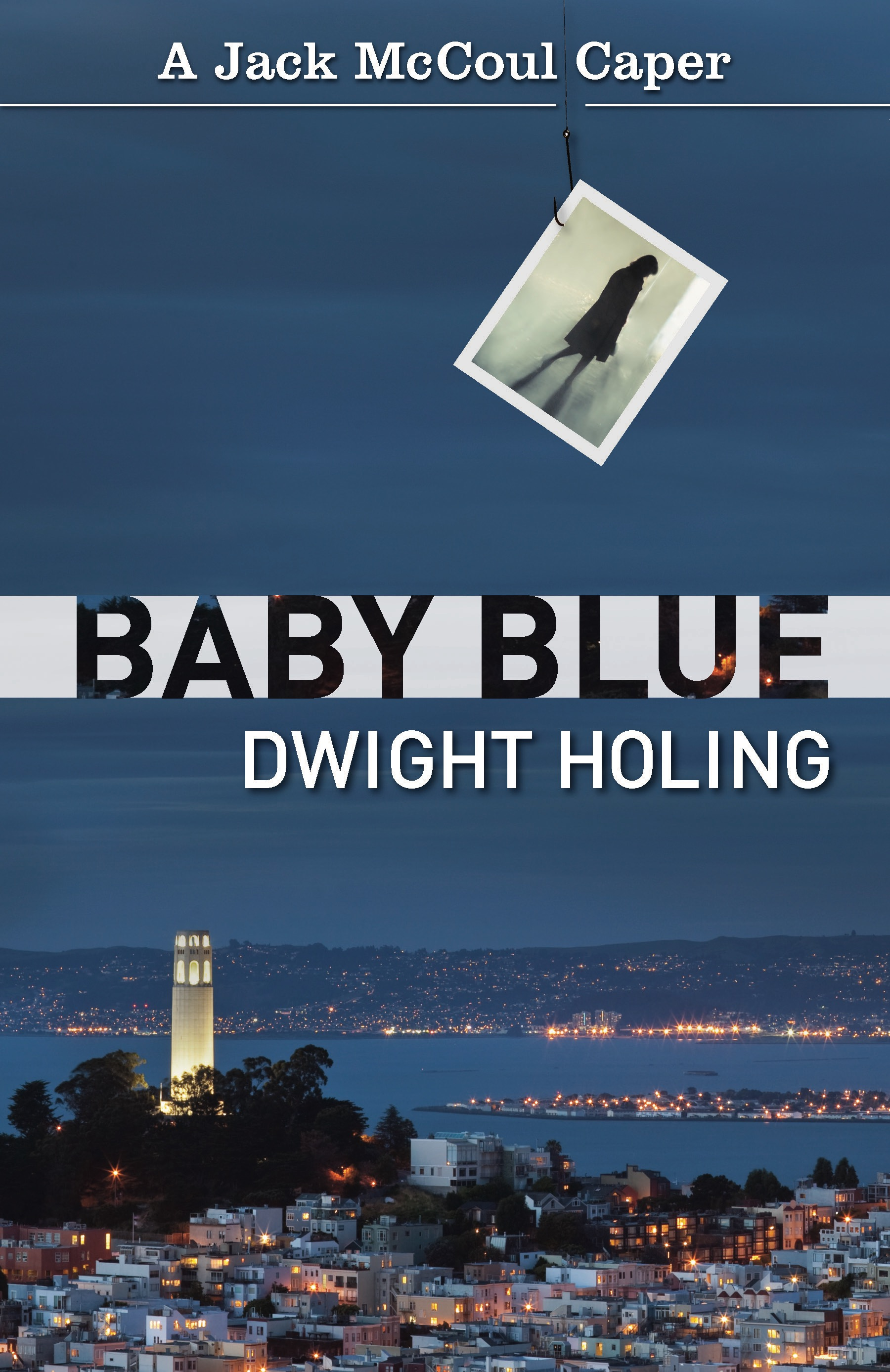 Baby Blue (A Jack McCoul Caper Book 3)